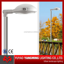2015 new product 5 years guarantee aluminum made led post top lights 35w