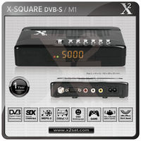 The world max satellite receiver