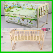 Quality newly design baby bed wooden bunk beds car beds