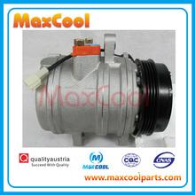 Harrison SP10 auto air conditioner compressor for Daewoo Matiz Chevrolet Matiz 96568208 717778 96568210