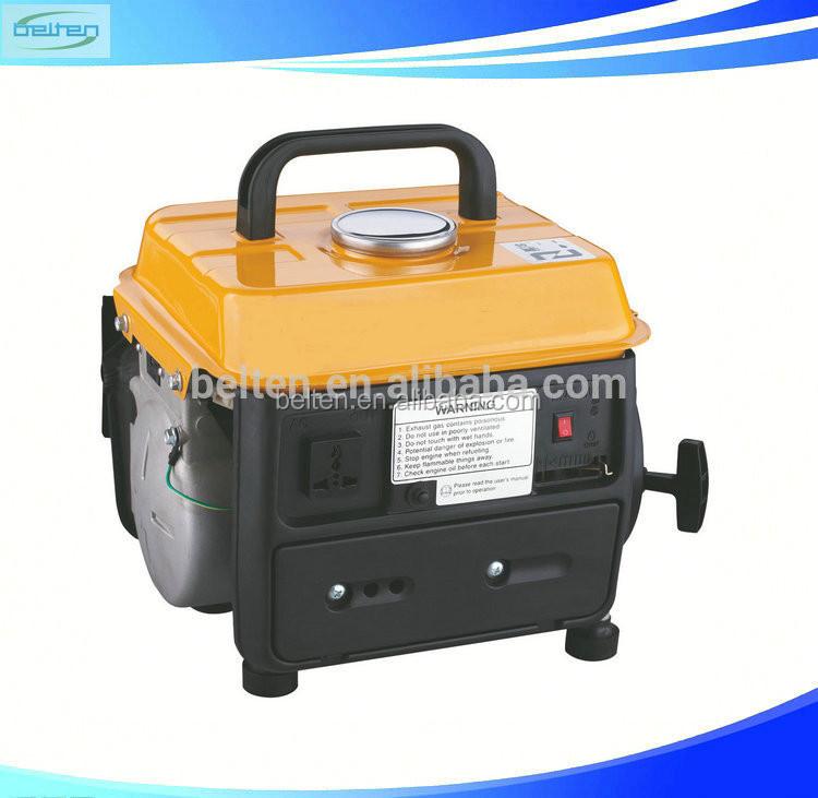 Small Electric Generator : W mini electric generator micro used