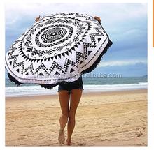 round picnic rug or beach towel for festival,beach towel dress