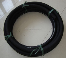 rubber gas hose pipe 13mm textile braided oil hose