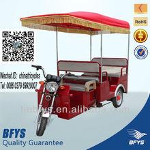 passenger auto electric rickshaw hot sale in india