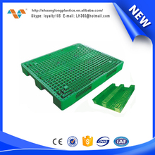 Heavy Duty Stackable Container With Plastic Pallets