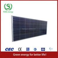 High quality TUV/CE/IEC/MCS Approved 160w Poly-Crystalline Solar Panel ,Standard Solar Panel Module