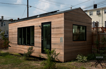 Econova Prefabricated Accessory Dwelling Unit with New Energy for Canada