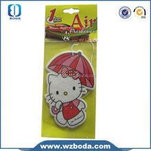 Car propaganda promotion exquisite gifts hanging car air freshener air perfume