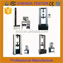 instrument and measurement with electronic universal testing machine