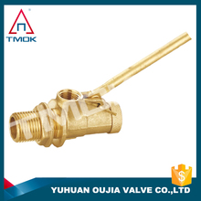 TMOK cheap water tank flaot plastic ball plastic ball float and CE approved in OUJIA VALVE FACTORY
