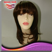 48 mytest Synthetic Hair Wigs