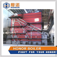 Coal Biomass Fired Power Plant Steam Boiler Circulation Fluidized Bed Boiler, 5mw coal power plant