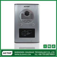 2013 NEW ARRIVAL ACTOP ip camera video door phone