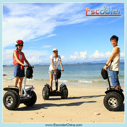 2015 New lithium battery power Off Road 2 / two wheeled self balancing standing up electric scooter for adults for sale