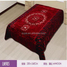 Best quality branded personalized knit blankets