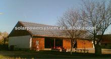 Power generation system Bestsun high efficiency 3000w poly crystalline solar module