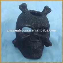 Wholesale halloween cheap decorative skull head