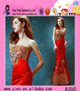 Latest Design Elegant Sleeveless Long Mermaid Evening Dress Online Shopping Sexy Backless Evening Dress Online Shopping