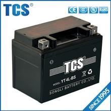 YT4L msds sealed lead acid battery