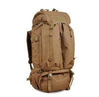 Large-capacity outdoor mountaineering bags 80L Backpack