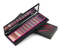 Top brand fashion wholesale naked eyeshadow palette