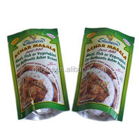 Stand Up Pouch Frozen Food, Customized Gravure Printing Ways, Designs and Sizes Welcomed