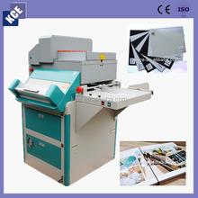 Brand new design photo book making machine, all in one Automatic digital photo album producing machine with CNC paper cutter