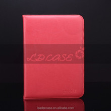 hot style and selling fashion leather case cover for 6 inch tablet pc