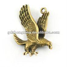 wholesale bird eagle Animal pendant jewelry-A19782