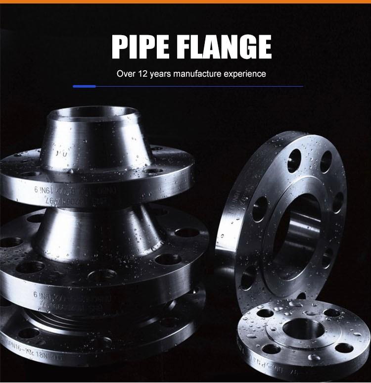 ASTM-A105-flange-carbon-steel-flange-standard-flange