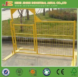High quality of the Temporary fence with low price