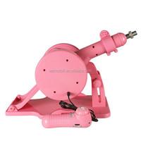 Hot Sex Toy Female Pumping Gun Automatic Sex Masturbation Machine Adjustable Speeds Sex Machine