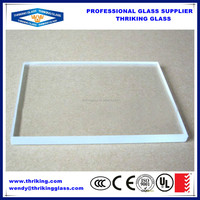Manufacturer Cheap 4mm, 3.2mm Ultra-Clear Solar Panel Glass Rate m2