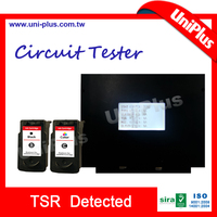 Ink empties tester for Canon inkjet cartridge refill machine