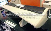 CARBON BLADE NISSAN SKYLINE GTR GTT R34 R33 GTS R32 G35 REAR WING TRUNK SPOILER (Brand new, no MOQ, In stock, Free shipping)