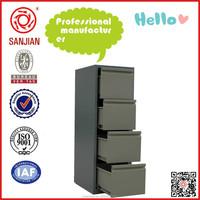SJ-086 Commercial 4 drawer metal orocan cabinet