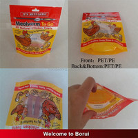 Pet feed /animal food/dog food plastic packing bag