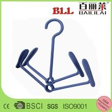 fashion plastic shoes purse hook hanger for wholesale