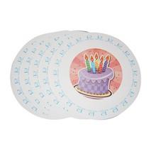 Unique Design China Best SGS & QS Party Paper Plates Fan