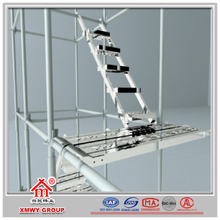 high quality and reusable scaffolding catwalk for construction