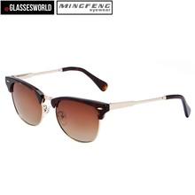 OEM Best Polarized Sunglasses with Half Rim Sunglasses