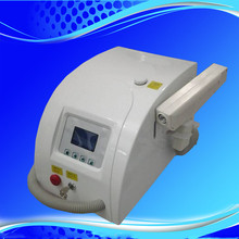 2015 Most advanced and professional clinical medical laser tattoo remove/nd yag ktp laser