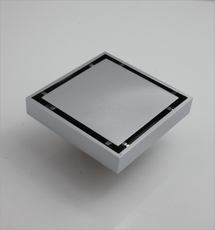 New Product Smart Square Floor Waste Tile Insert Grate Drain All