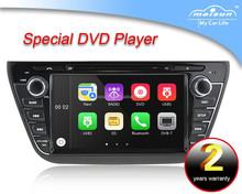Car DVD for Suzuki cross 2014 with Gps 8 inch RDS iPod Radio Bluetooth 3G Wifi