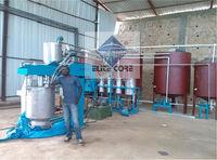 2015 ECMT-131A foam machinery/used foam machinery for sale/fully auto batch foam machine