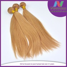 High quality 27# color organic darling hair products darling hair weaving