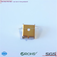 OEM ODM customized cheap price Stainless steel fabricated clamp for battery