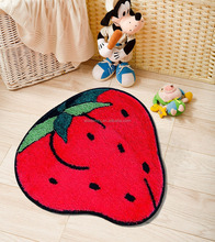 Hand tufted kids polyester carpet tiles of new designs