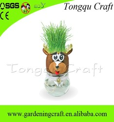 Reindeer grass doll 2015 innovative products for import