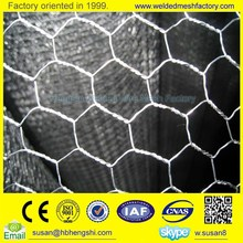 factory Trade Assurance High Quality Anping Hexagonal Mesh / Galvanized Hexagonal Wire Mesh